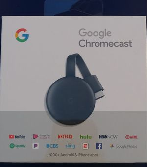 Google Chromecast Brand New for Sale in Los Angeles, CA