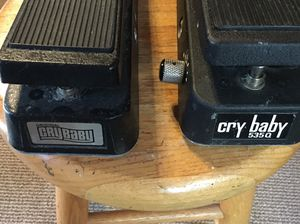 Two Crybaby Wahs - not working for Sale in Glen Cove, NY