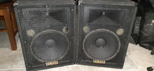 Yamaha pro audio speakers for Sale in Broomfield, CO