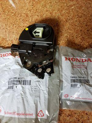 2012 Honda Civic Trunk-Lock Assembly & Trunk Lid-Lock Striker for Sale in Suffolk, VA
