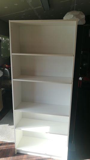 Black and White bookshelves for Sale in Aurora, CO