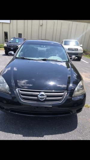 2002 Nissan Altima for Sale in Austell, GA