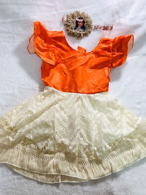 2t Moana dress set for Sale in National City, CA