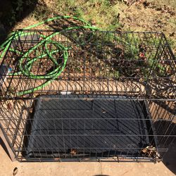 Large dog crate for Sale in Oklahoma City,  OK