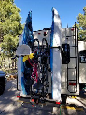 RV Kayak Bike Rack for Sale in Mesa, AZ