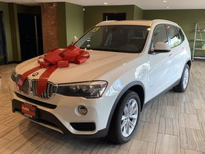 2015 BMW X3 AWD for Sale in West Hartford, CT