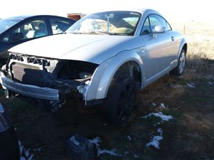 Audi TT 2001 only parts for Sale in Aurora, CO