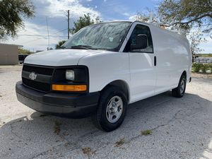 2007 Chevy express cargo van fully equipped for Sale in St.Petersburg, FL