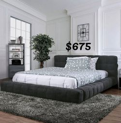 QUEEN BED FRAME AND MATTRESS INCLUDED for Sale in Hawaiian Gardens,  CA