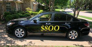 ✅✅👉💲8OO URGENT I sell my family car 🔥🔥2OO9 Honda Accord Sedan V6 EX-L power start Runs and drives very smooth.🟢🟢!!!!!!!!!! for Sale in El Segundo, CA