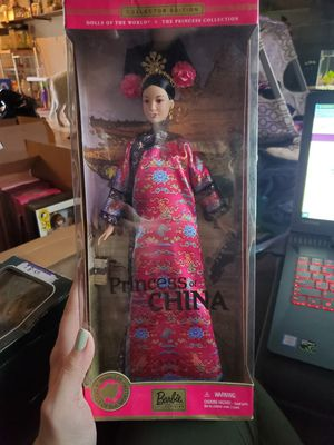 Princess of china barbie for Sale in Gig Harbor, WA