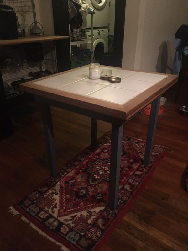 Small kitchen table or island