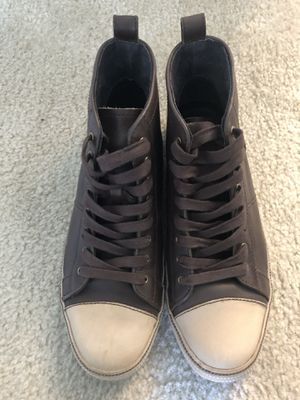 John Varvados Men's Size 9 Brown Casual Shoes for Sale in Windsor, ON