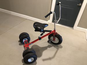 Bike King Adult Giant three Wheel Tricycles rarely! for Sale in Orlando, FL