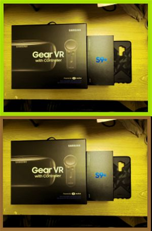 ♗♩❧New Samsung Galaxy S9+ - 256GB - Midnight Black (Unlocked) Bundle for Sale in Washington, DC
