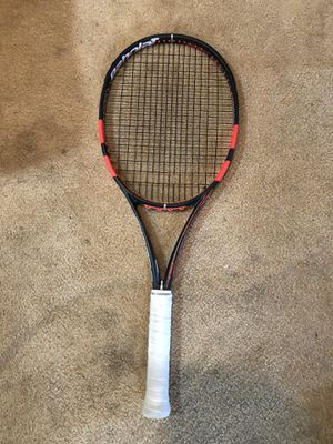 Babolat Pure Strike 4 1/4 great condition for Sale in San Francisco, CA