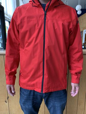 Adidas Climaproof Hoodie Rain Jacket - size Large for Sale in Portland, OR