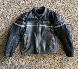 Alpinestar Leather Motorcycle Jacket for Sale in Canton, GA