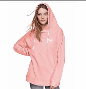 VS Pink Crossover Soft Hoodie Tunic Medium for Sale in North Olmsted, OH