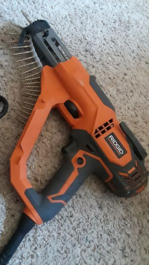 Screwgun ridgid for Sale in Lenexa, KS