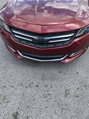 Chevy impala grill parts, floor mats, hub caps, tire for Sale in Philadelphia, PA