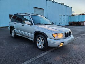 2001 SUBARU FORESTER S AWD for Sale in Portland, OR