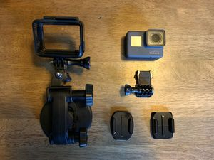 GoPro Hero 5 Black 4K with Accessories for Sale in Fittstown, OK