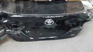 Toyota Camry trunk lid 2018-2020 for Sale in Wilmington, CA