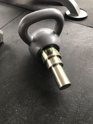 Adjustable kettle bell. 24,28,32,36lbs in great shape for Sale in Fort Worth, TX