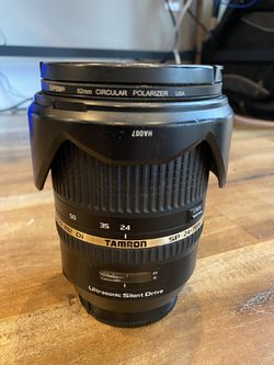 Tamron 24-70 Sony A Mount Lens for Sale in Seattle,  WA