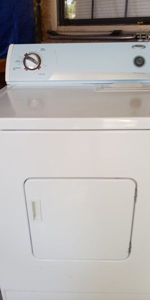Whirlpool electric dryer for Sale in San Antonio, TX