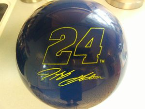 Collectors bowling ball and bag for Sale in Warwick, PA