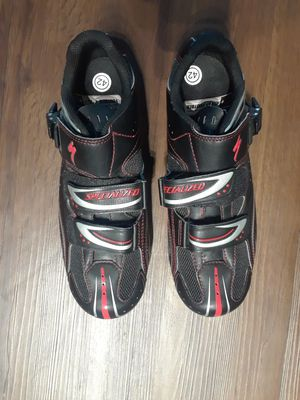 Specialized 69 Road Bike Shoes Size 42 for Sale in Orlando, FL