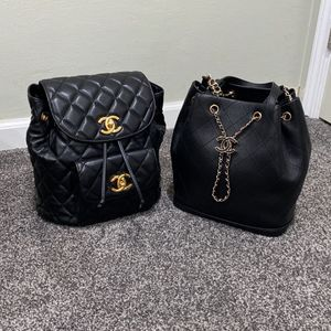 Chanel Bags Purse Backpack for Sale in Union City, CA