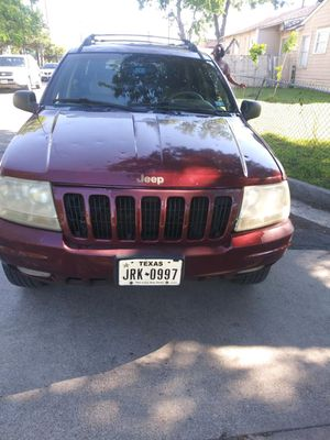 1999 Jeep Grand Cherokee for Sale in Dallas, TX