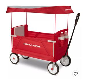 Radio Flyer 3 in 1 collapsible wagon for Sale in Watertown, MA