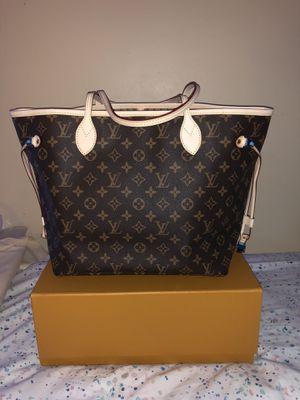LV Neverfull Monogram Bag GM Beige for Sale in New York, NY
