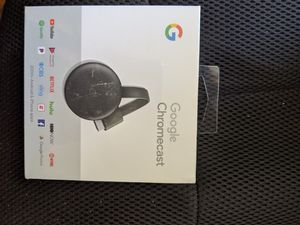 Google chromecast 1080p HD, New for Sale in Odessa, FL