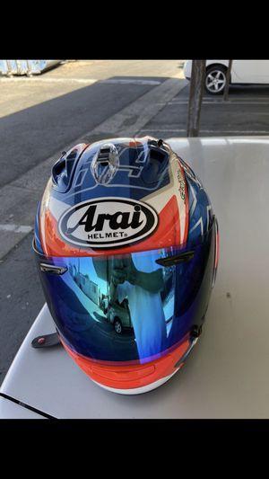 🏍 Arai Corsair X Nicky 7 MotorCycle Helmet 🏍 for Sale in Brentwood, CA