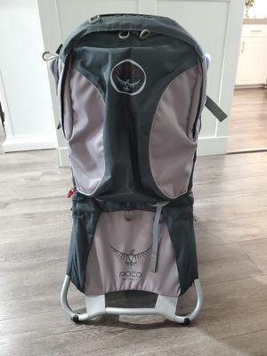 Osprey poco premium hiking child carrier for Sale in Beaverton, OR
