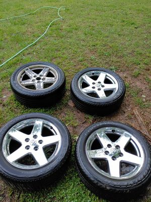 4. 2008 dodge factory wheels for Sale in Burkeville, VA