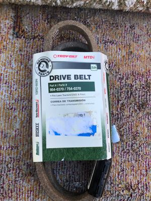"Lawn ""TRACTOR"" drive belt NEW for Sale in Surprise, AZ"