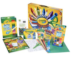 BACK TO SCHOOL! NIB Giant Art Box - Over 170 pieces for Sale in Charlotte, NC