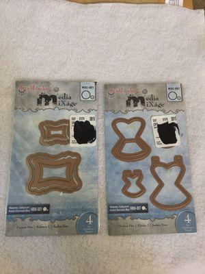 Spellbinders die cuts for Sale in Clovis, CA
