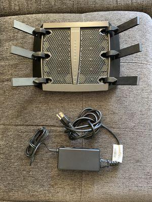 Netgear Nighthawk X6 AC3200 WiFi Router for Sale in San Diego, CA