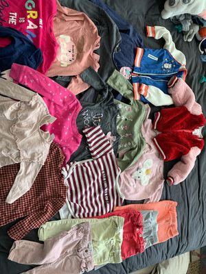 Girl 12-18 month baby clothes for Sale in Portland, OR
