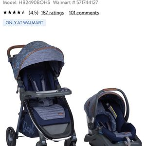 Infant Car Seat And Stroller for Sale in Las Vegas, NV