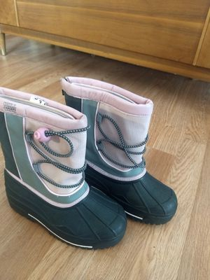GIRL'S SIZE 13 SNOW BOOTS for Sale in Santa Ana, CA