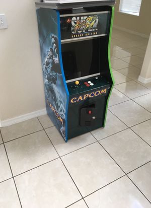 Arcade machine arcade cabinet video games best offer needs to go today for more details look at other posts for Sale in Kissimmee, FL