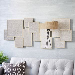 West Elm Overlapping Squares Mirror for Sale in Cupertino, CA